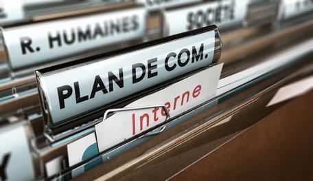 Plan de Communication Interne d'une Entreprise